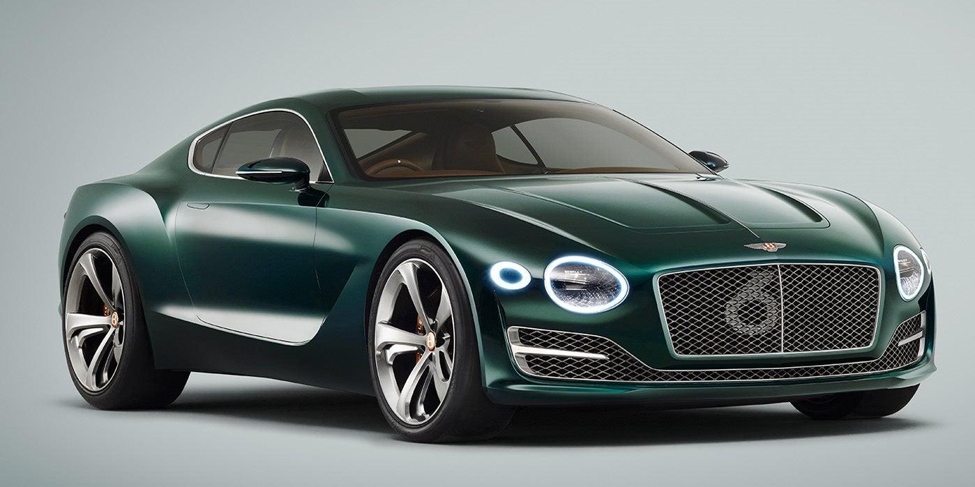 2017 Bentley Models At Rancho Mirage