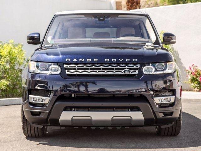 2017 Land Rover Range Sport Hse Td6 In Rancho Mirage Ca Bentley