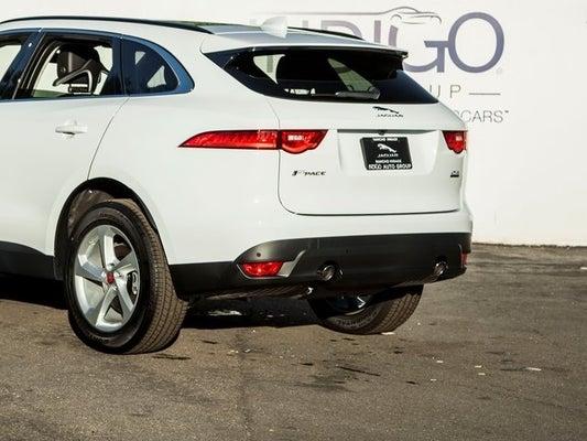 2019 Jaguar F Pace 25t Premium In Rancho Mirage Ca Bentley