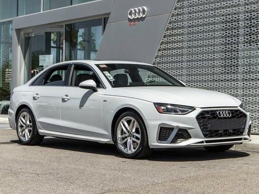 View 2020 Audi A4 Sedan 45 Quattro Premium