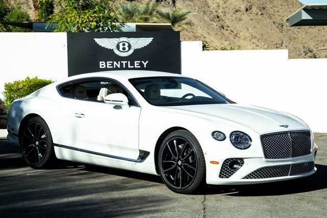 2020 Bentley Continental GT Rancho Mirage CA | Cathedral City Palm Desert  Palm Springs California SCBCB2ZG8LC081032