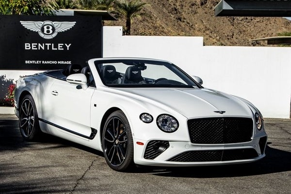 2020 Bentley Continental GT W12 Rancho Mirage CA | Cathedral City Palm  Desert Palm Springs California SCBDB4ZG2LC077137