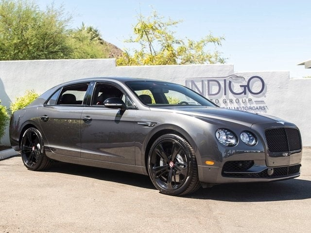 2018 Bentley Flying Spur V8 S Rancho Mirage Ca Cathedral City Palm